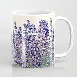 Lavender And Stone Coffee Mug