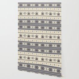Ethnic patterns Wallpaper