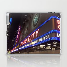 Radio City Music Hall Laptop & iPad Skin
