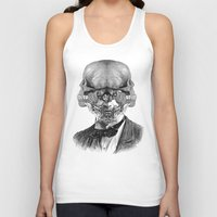 stormtrooper Tank Tops featuring Stormtrooper by DIVIDUS