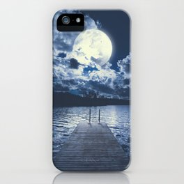 Bottomless dreams iPhone Case