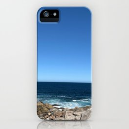 Beautiful summers day at Kamay Botany Bay National Park, NSW, Australia iPhone Case