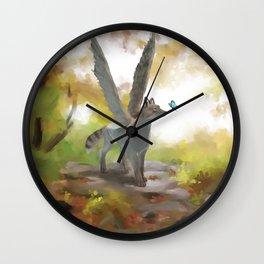 Mahli Wall Clock