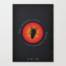 Breaking Bad - Fly Canvas Print