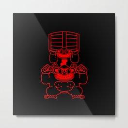 DK Junior Metal Print