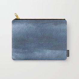Dark blue cloud Carry-All Pouch