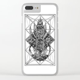 Transplant Clear iPhone Case