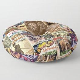 Les Miserables Floor Pillow