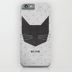 MEOW Slim Case iPhone 6