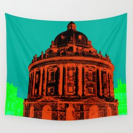 Oxford : Radcliffe Camera Pop Colour Wall Tapestry
