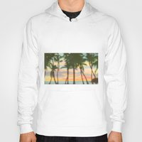 palm Hoodies featuring palm by OVERall