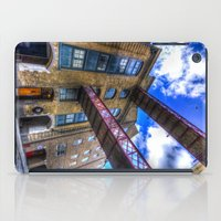 victorian iPad Cases featuring Victorian London by David Pyatt