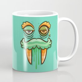 Sir Monster Monocle Coffee Mug