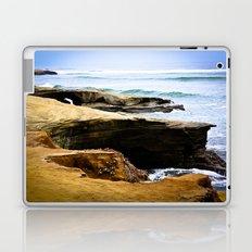 Seaside Cliffs Laptop & iPad Skin