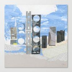 In Between Sea & Sky Canvas Print