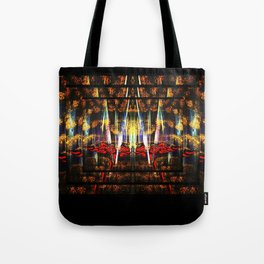 Fire Thoughts Tote Bag