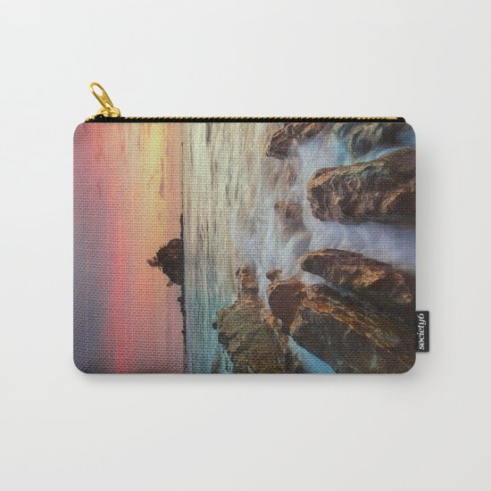 Sea Rock Carry-All Pouch