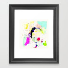 Hey-Fever Framed Art Print