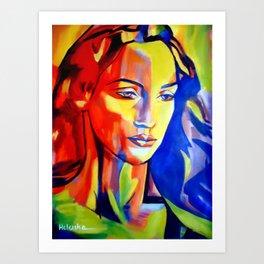 """""""Like a Madonna"""" Art Print"""