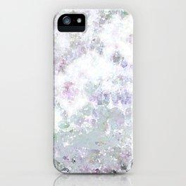 Lilac Dream iPhone Case