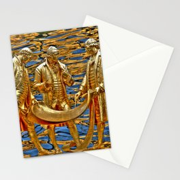 The Golden Boys Stationery Cards