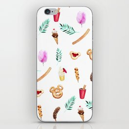 Tropical Sugar Rush iPhone Skin