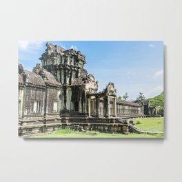 Angkor Wat, Cambodia Metal Print