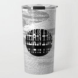 Ficciones Typografika 125 Travel Mug