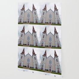 Saint John the Baptist Church in PEI Wallpaper