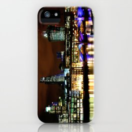 City of London Skyline iPhone Case