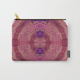 327 - Abstract Lighttrails Orb Design Carry-All Pouch