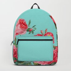 Fab Floral Backpack