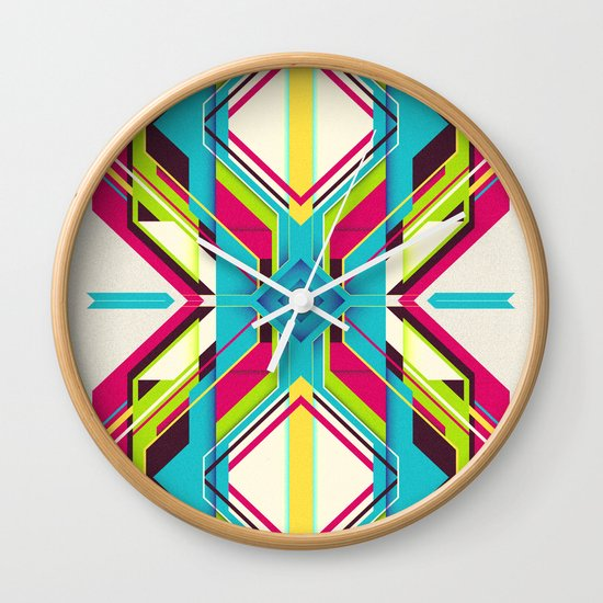 Connected Generation Wall Clock