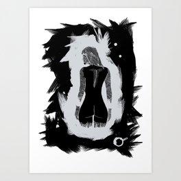 Wicca Art Print