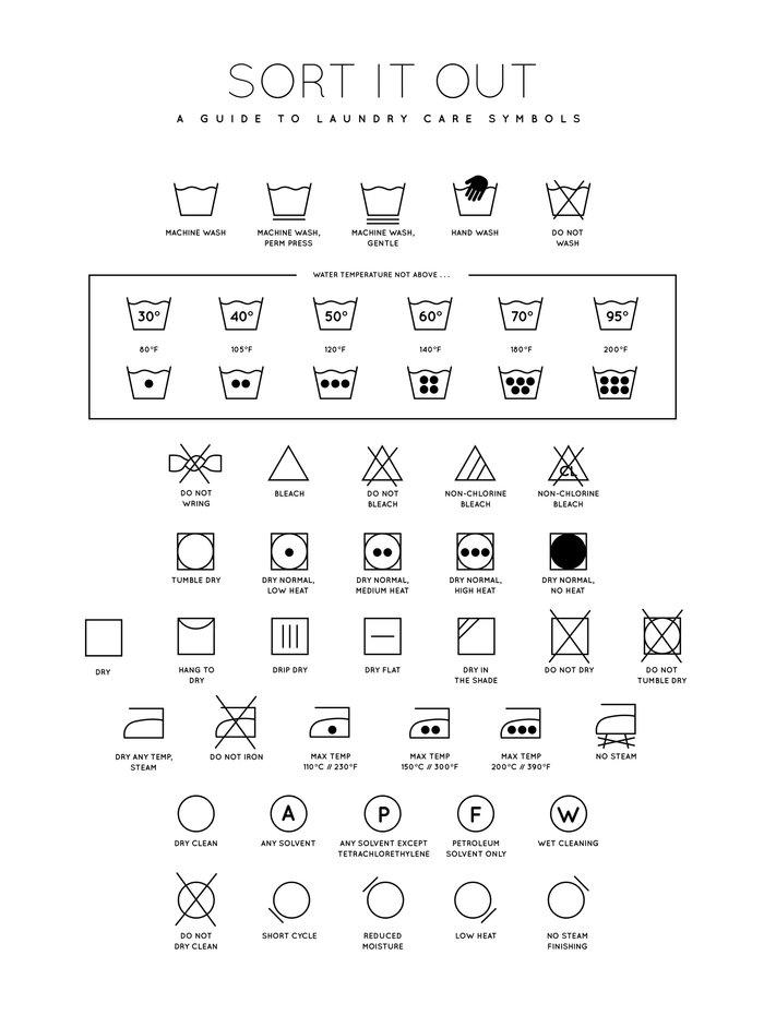 Laundry Art Prints Society6