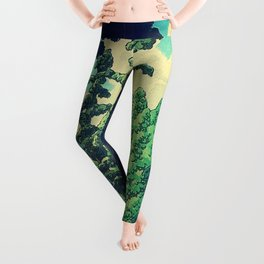 Under the cover of Yanakaden Leggings