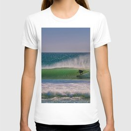 Green Room at the River Jetties T-shirt