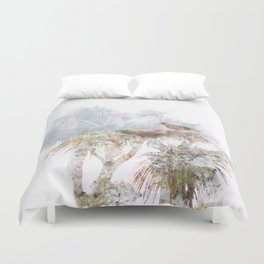 Where the sea sings to the trees - 10 Duvet Cover
