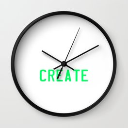 Typical Person Looking For A Typical Common T-shirt Design? A Perfect Tee For Natural You Create Wall Clock