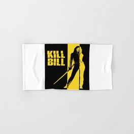 Kill Bill Hand & Bath Towel