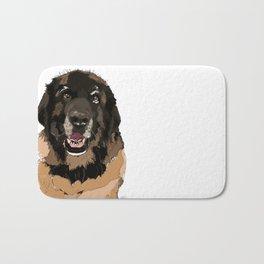Big Dog Bath Mat