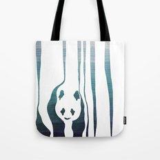 Panda's Way Tote Bag