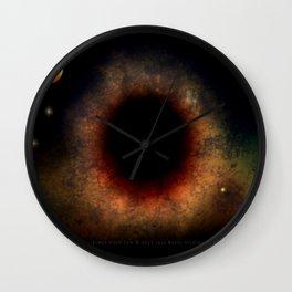 BLACK HOLE SUN - 047 Wall Clock