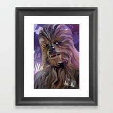 SW#01 Framed Art Print