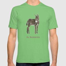El Burrito T-shirt