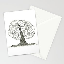 Dryad- Wind Mover Stationery Cards
