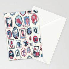 Hang ups Stationery Cards