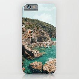 Liguria iPhone Case