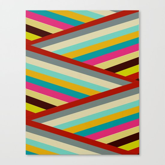 razzle Canvas Print