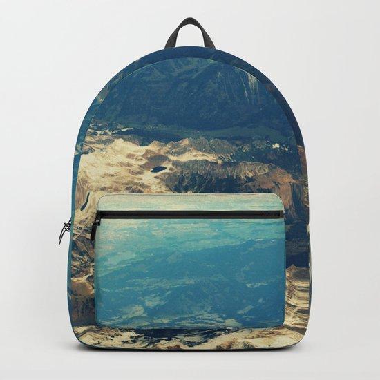 earthy m Backpack